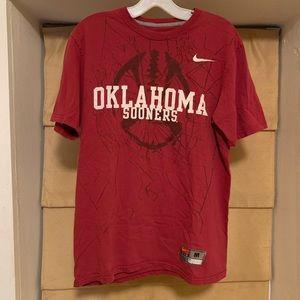 Nike Oklahoma Sooners Football Shirt
